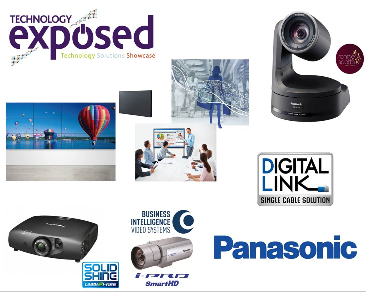 Panasonic excited to unveil new B2B technology at 'Technology Exposed 2013'